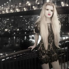JAYDA TEXAS is a 16 year old singer/songwriter from Austin, Texas. Enjoying the city lights.   \