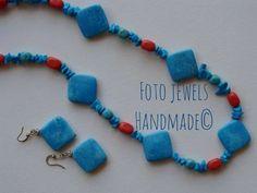 Κολιε με τυρκουαζ & κοραλια 16€ Turquoise Bracelet, Jewels, Bracelets, Jewerly, Bracelet, Gemstones, Fine Jewelry, Gem, Arm Bracelets
