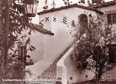 Villa at the Garden of Allah Hotel Spanish Style Homes, Spanish Revival, Spanish House, Spanish Colonial, Hollywood Hotel, Golden Age Of Hollywood, Vintage Hollywood, West Hollywood, Hollywood Hills