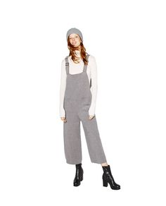 CROPPED DUNGAREES-NEW IN-WOMAN | ZARA United States