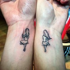 Schwester Tattoo