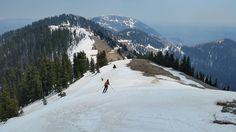 Ski Tour Abajos   The Dagger