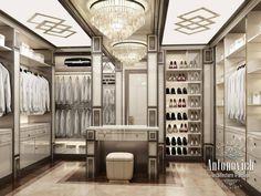 Dressing Rooms: Le luxe ultime dans Home Decor | Blog inspiré avec goût