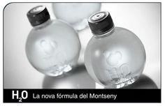 "Aigua del Montseny lanza su agua de lujo ""H2O: La molécula"""