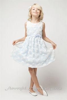 6ea229456f7 Flower Lace overlay Flower Girl Dress in Sage in 2019