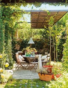 The pergola kits are the easiest and quickest way to build a garden pergola. There are lots of do it yourself pergola kits available to you so that anyone could easily put them together to construct a new structure at their backyard. Gazebo, Backyard Pergola, Pergola Kits, Backyard Landscaping, Backyard Ideas, Patio Ideas, Garden Ideas, Pergola Ideas, Backyard Fireplace