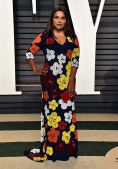 Mindy Kaling - The Vanity Fair Oscars After-Party 2017
