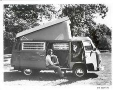 1976 Volkswagen Bus Westfalia Camper Factory Photo u6666-T3G8R6
