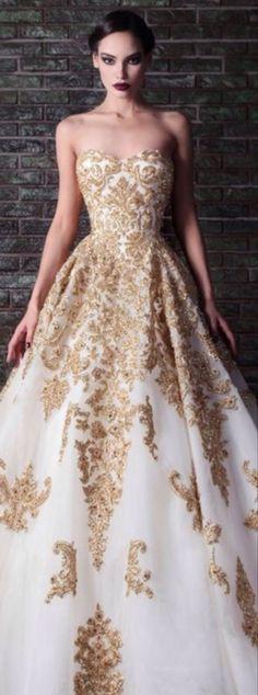 Long Wedding Dresses, Wedding Gowns, Bridesmaid Dresses, Prom Dresses, Gold Wedding, 2017 Wedding, Formal Dresses, Dresses 2014, Wedding White