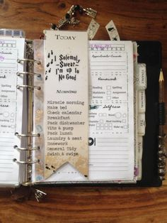 Gorgeous Harry Potter inspired planner with so many cute elements!