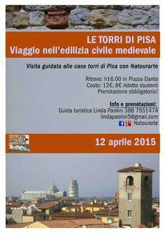 LE TORRI DI PISA - visita guidata