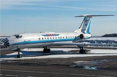 Yamal Tupolev Tu134