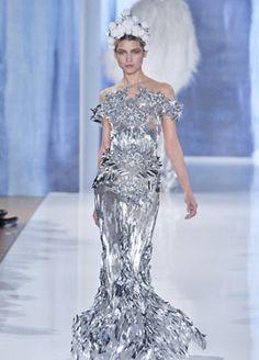 Valentin Yudashkin in shops fashion collection fall winter