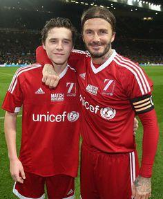 David Beckham, Broolyn Beckham