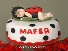 Cupcakes de Tierna Mariquita