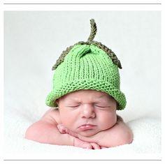 Green apple hat... love it!