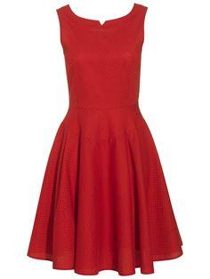 Jaeger Maria 50s Sun Dress