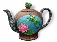 froggytpot by Wanda's Designs, via Flickr