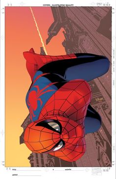 Spider-Man by David Williams and Kelsey Shannon