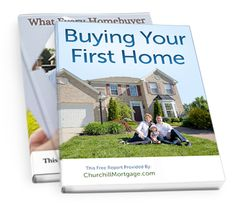 The mortgage that gives you more. For over 25 years Churchill Mortgage has been helping families find the smartest home loan for a new home purchase or refinance. Buying Your First Home, Home Buying, Home Financing, Mortgage Companies, Dave Ramsey, Credit Score, Churchill, Budgeting, Business Ideas