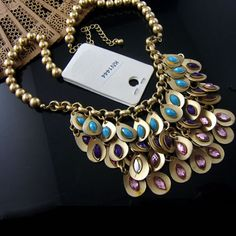 Statement Jewelry JGX-018 USD15.86, Click photo for shopping guide and discount