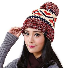 de27b8a3b62 DTBG Womens Pom Pom Beanie Hat Stylish Warm Winter Hat Thick Slouchy Knitted...   fashion  clothing  shoes  accessories  womensaccessories  hats (ebay link)