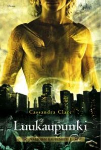 Cassandra Clare: The Mortal Instrument Series books) - City of Bones; City of Ashes; City of Glass; City of Fallen Angels by Cassandra Clare. I can't wait till City of Bones comes out in theaters this Aug! Clary Fray, Cassandra Clare, City Of Ashes, I Love Books, Books To Read, My Books, Amazing Books, The Mortal Instruments, Immortal Instruments