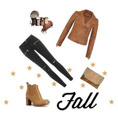 """""""Fall fashion 2."""" by monaline ❤ liked on Polyvore featuring Miss Selfridge, Paige Denim and Tory Burch"""