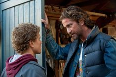 gerard butler chasing mavericks - Google Search  The chemistry between Riley and Sam...