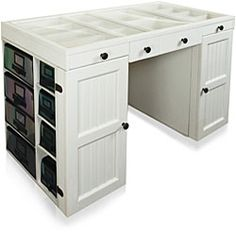 I need this....  http://www.overstock.com/Crafts-Sewing/EZ-View-White-Craft-Desk/4127262/product.html?CID=214117 $695.00