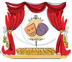 Buy Theater Stage by yulia_lavrova on GraphicRiver. Theater stage with red curtain and masks vector illustration Drama Theatre, Theatre Group, Theatre Stage, Theater Tickets, Masks Art, Textured Background, Vector Art, Vector Stock, Instagram