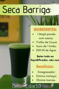 → suco para perder barriga ja detox← - The world's most private search engine Health And Beauty Tips, Health Advice, Dietas Detox, Menu Dieta, Bebidas Detox, Best Weight Loss Foods, Light Diet, Physical Fitness, Healthy Life