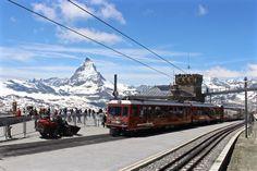 Vom Gornergrat nach Zermatt: Ein Paradies für Wanderfreunde | Rapunzel will raus Zermatt, Rapunzel, Europe, Train, Wallis, Virgo, Paradise, Viajes, Christmas