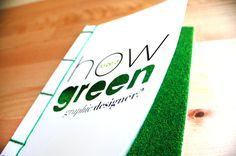 How To Be A Green Graphic Designer? on Behance