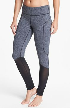 Zella 'Double Dare' Leggings available at #Nordstrom