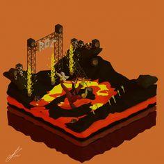 Lucas Dias Pires | Artista 3D | Kawek