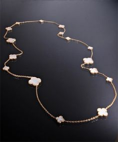 Van Cleef and Arpels necklace - yes please!