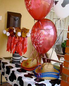 cowgirl party - ella's 2nd birthday