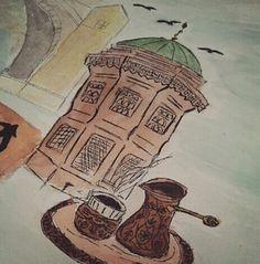 #sebil #başçarşı #sarajevo #kahve