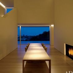John Pawson's Majestic Minimalism in L.A. : Architectural Digest