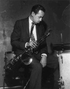 Paul Gonsalves played tenor saxophone with Duke Ellington.