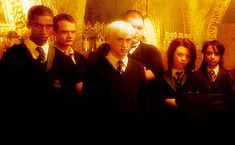 Gallery For > Draco Malfoy And Pansy Parkinson