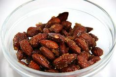 Make Candied Almonds
