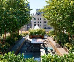 #TriBeCa #Penthouse #outdoor