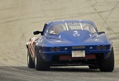 Corvette - via The Throttle - pin by Alpine Concours