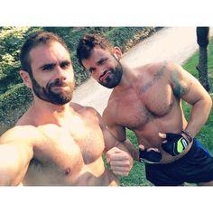 "Manu Of Steel on Instagram: ""Tercera semana con @pakozoic y su #OperaciónThor """