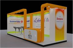 Exhibition Stalls : Best exhibition stall designs images exhibit design