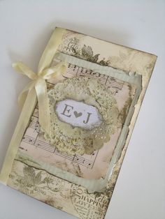 Mass Booklet Wedding Program Wedding Programs. $7.00, via Etsy.
