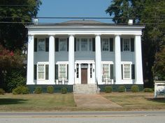 Heritage Hall in Madison, GA built 1811