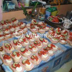 Salámová pomazánka na chlebíčky recept - Vareni.cz Recipies, Cake, Desserts, Czech Food, Cooking Recipes, Recipes, Tailgate Desserts, Deserts, Kuchen